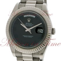 Rolex Day-Date II 218239 bkcap nouveau