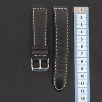 Zeno-Watch Basel Calfskin Leather Strap 19 MM