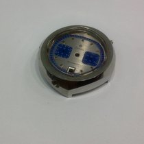 Zodiac Case  and dial stainless steel