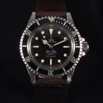 Tudor Submariner Underline Box & Papers