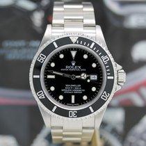 Rolex Sea-Dweller Stahl Automatik Ref:16600T von 2006