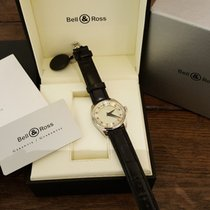 Bell & Ross new 37mmm Steel Sapphire Glass
