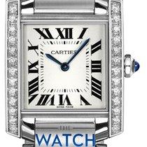 Cartier Tank Française neu Quarz Uhr mit Original-Box