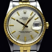 "Rolex Oyster Perpetual Date ""steel & Gold"""
