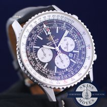 Breitling Navitimer Steel 42mm Black Arabic numerals United States of America, New York, NEW YORK