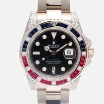 Rolex GMT-Master II 116759SARU june 2020 Rolex warranty
