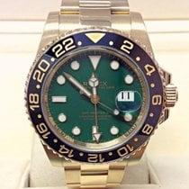 Rolex 116718LN Ouro amarelo GMT-Master II 40mm