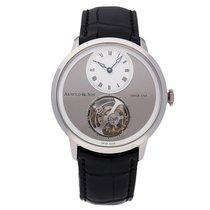 Arnold & Son Palladium 42mm Manual winding 1UTAG.S04A.C121G pre-owned