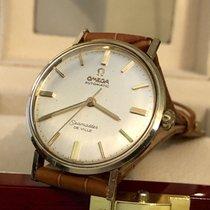 Omega Seamaster De Ville 14K Gold Filled mens watch + Box
