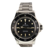 Rolex Submariner Steel 40 mm Black Dial Automatic Mens Watch...