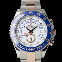 Rolex Yacht-Master II pre-owned 44mm Gold/Steel