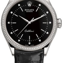 Rolex Cellini Time new Automatic Watch with original box and original papers