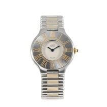 Cartier 21 Must de Cartier Steel 31mm Champagne United Kingdom, Sutton