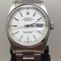 Rolex Datejust (Submodel) begagnad 36mm Stål