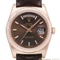 Rolex Day-Date 36 ny 36mm Roséguld
