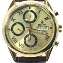 Festina Bronze Automatic EO7A pre-owned