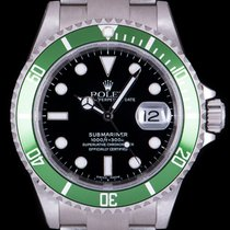 Rolex Submariner Date new 40mm Steel