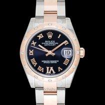 Rolex Lady-Datejust Or rose 31mm Violet