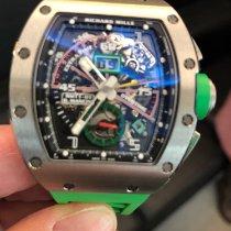Richard Mille Titan 50mm Automatik RM11-01 neu