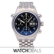 IWC Pilot Double Chronograph IW371319 1999 pre-owned