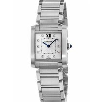 Cartier Tank Française WE110007 2019 new