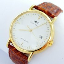 IWC IW3533-21 Yellow gold 1996 Portofino Automatic 38mm pre-owned