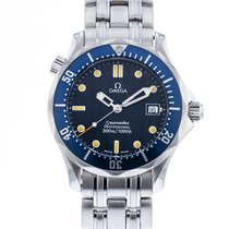 Omega Seamaster Diver 300 M Steel 41mm Blue United States of America, Georgia, Atlanta