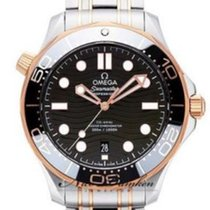 Omega Seamaster Diver 300 M 210.20.42.20.01.001 2020 neu