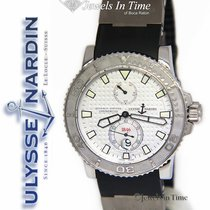 Ulysse Nardin pre-owned Automatic 42.7mm Silver