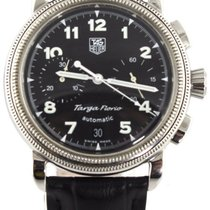 TAG Heuer Targa Florio Steel 40mm Black United States of America, California, Simi Valley