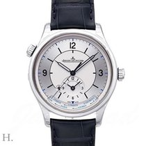 Jaeger-LeCoultre 1428530 Steel 2019 Master Geographic 39mm new