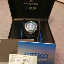 Seiko Prospex Ocel 45mm Zelená Bez čísel