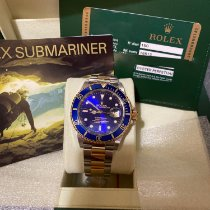 Rolex Submariner Date 16613 2008 new