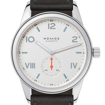 NOMOS Steel 38.5mm Manual winding 737 new