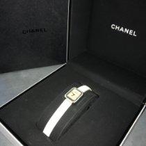 Chanel Première Acier 19mm Blanc Sans chiffres France, SOCX
