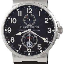 Ulysse Nardin Marine Chronometer 41mm 263-66 подержанные