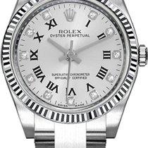 Rolex Oyster Perpetual 26 176234-SLVDRO nuevo
