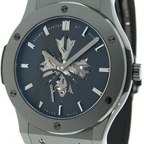 Hublot Classic Fusion Ultra-Thin 515.CM.1040.LR.SHC13 Unworn Ceramic 45mm Manual winding