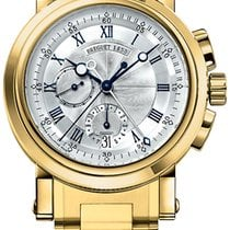 Breguet Yellow gold 42mm Automatic Marine new United States of America, New York, Airmont