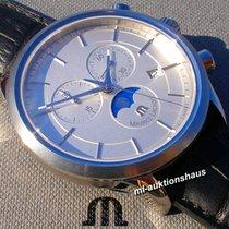 Maurice Lacroix Les Classiques Chronograph mit Mondphase