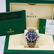 Rolex Sea-Dweller Deepsea James Cameron 116660