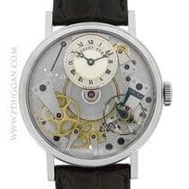 Breguet 18k white gold Tradition