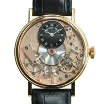 Breguet Tradition 18k Rose Gold Gold Manual Wind 7027BR/R9/9V6