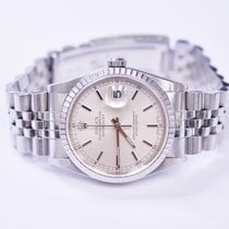 Rolex Datejust Oyster Perpetual 36mm Stainless Steel Watch 16220