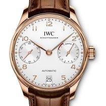 IWC Portuguese Automatic IW500701 2019 new