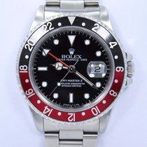 Rolex Gmt Master II 16710 Red/black Coke  Bezel Oyster...