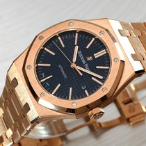Audemars Piguet Royal Oak Pink Gold 41mm Full Set Like new