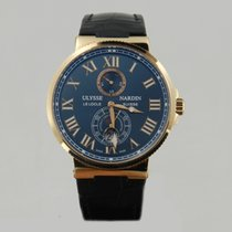 Ulysse Nardin Marine Chronometer 43mm 266-67 2013 подержанные