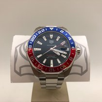 TAG Heuer Aquaracer 300M Calibre 7 GMT Ref WAY201FBA097