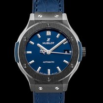 Hublot Classic Fusion Blue Ceramic Blue United States of America, California, San Mateo